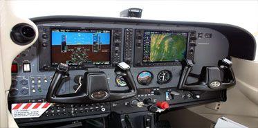Cessna 172 NAV III FNPT (G1000 Glass Cockpit)