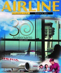 imagen de portada de revista arline 361