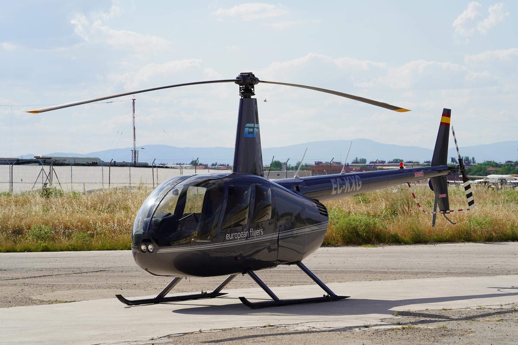 Private Helicopter Pilot Licence – PPL