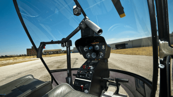 Commercial Helicopter Pilot Licence – CPL