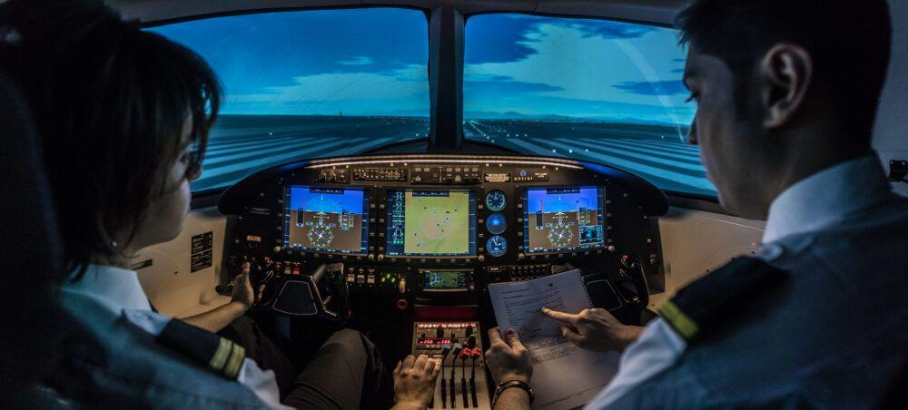 PBN Training – Avión